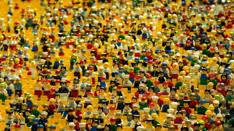 Legopubliek
